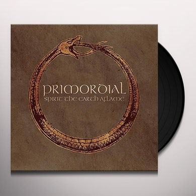 Primordial SPIRIT THE EARTH AFLAME Vinyl Record