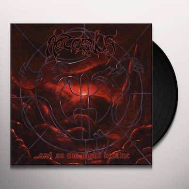 Aeternus ...And So The Night Became Vinyl Record