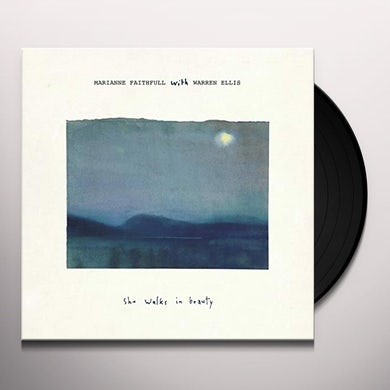 She Walks In Beauty (With Warr Vinyl Record