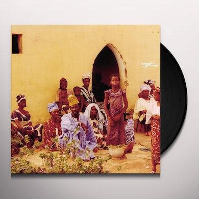 Red Album Vinyl Record