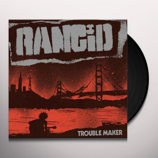 Project X TROUBLE MAKER Vinyl Record
