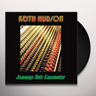Keith Hudson JAMMYS DUB ENCOUNTER Vinyl Record