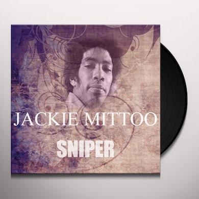 Jackie Mittoo SNIPER Vinyl Record