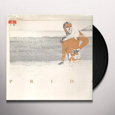 Robert Palmer PRIDE Vinyl Record