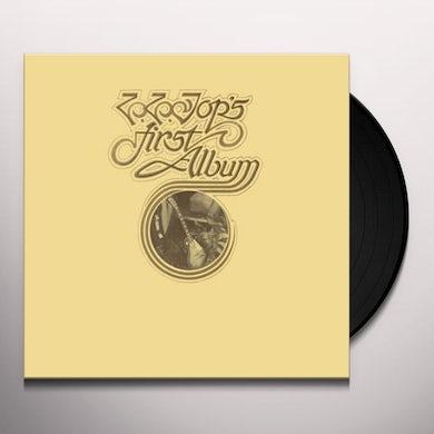 ZZ TOP'S FIRST ALBUM (ROCKTOBER 2017 EXCLUSIVE) Vinyl Record