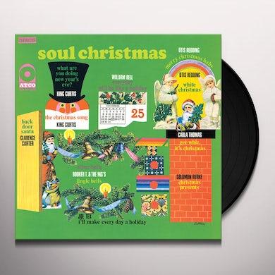 SOUL CHRISTMAS / VARIOUS Vinyl Record