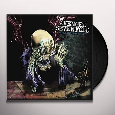 Avenged Sevenfold DIAMONDS IN THE ROUGH Vinyl Record