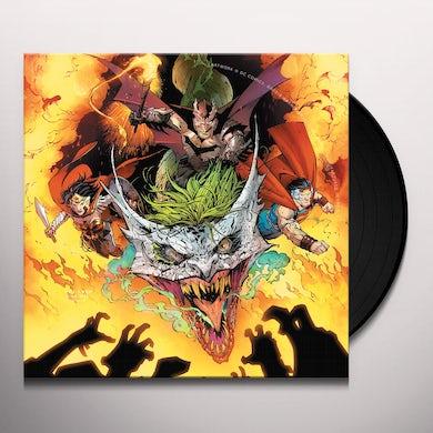 Dc'S Dark Nights: Metal Soundtrack / O.S.T. DC'S DARK NIGHTS: METAL SOUNDTRACK / Original Soundtrack Vinyl Record