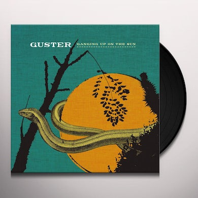Guster GANGING UP ON THE SUN Vinyl Record