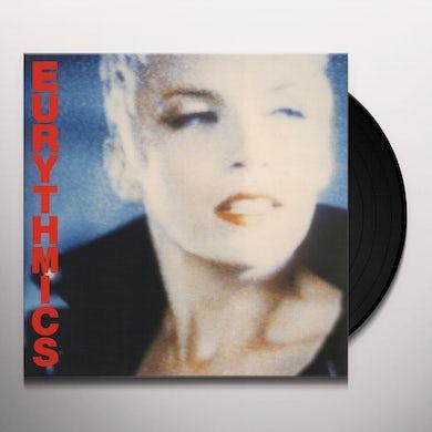 Eurythmics BE YOURSELF TONIGHT Vinyl Record