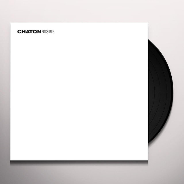 Chaton POSSIBLE Vinyl Record