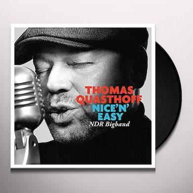 Thomas Quasthoff NICE N EASY Vinyl Record