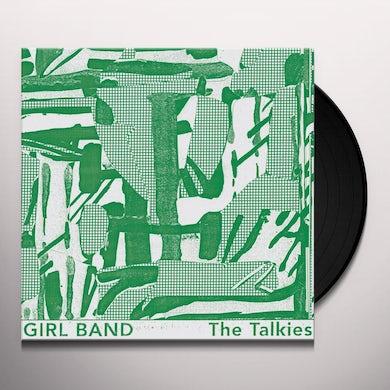 GIRL BAND Talkies Vinyl Record