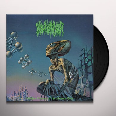 Blood Incantation HIDDEN HISTORY OF THE HUMAN RACE Vinyl Record