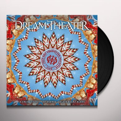 Dream Theater LOST NOT FORGOTTEN ARCHIVES: A DRAMATIC TOUR Vinyl Record