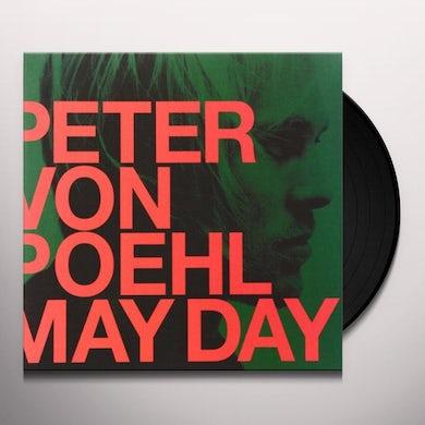 Peter Von Poehl MAY DAY Vinyl Record