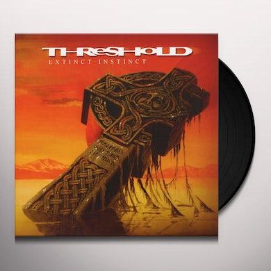 Threshold EXTINCT INSTINCT: RED VINYL Vinyl Record