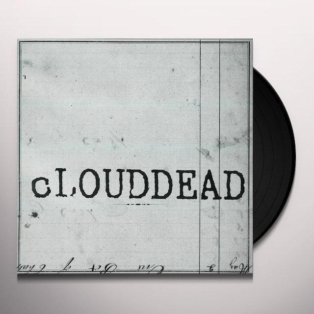 Clouddead TEN Vinyl Record
