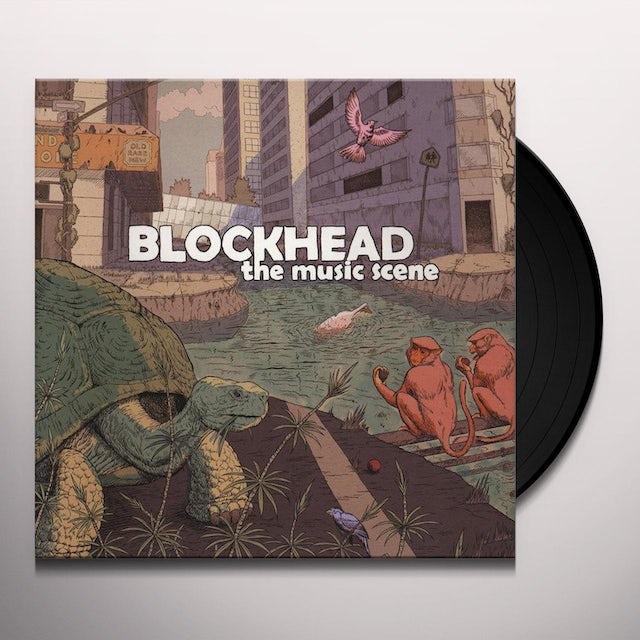 Blockhead MUSIC SCENE Vinyl Record
