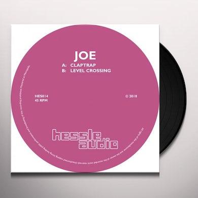 Joe CLAPTRAP / LEVEL CROSSING Vinyl Record