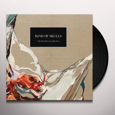 Band Of Skulls  DEVIL TAKES CARE OF HIS OWN Vinyl Record