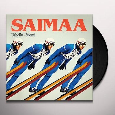 Saimaa URHEILU-SUOMI Vinyl Record