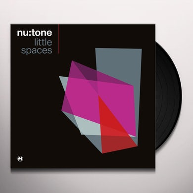 Nu:tone LITTLE SPACES Vinyl Record