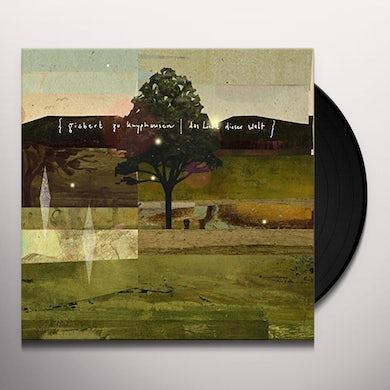 Gisbert zu Knyphausen DAS LICHT DIESER WELT Vinyl Record