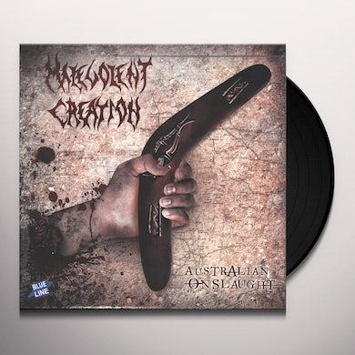 AUSTRALIAN ONSLAUGHT Vinyl Record