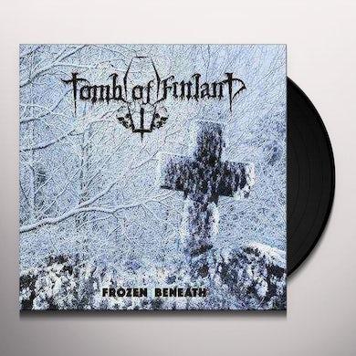 TOMB OF FINLAND FROZEN BENEATH Vinyl Record