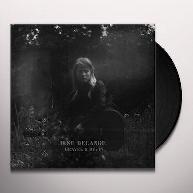 Ilse Delange GRAVEL & DUST Vinyl Record