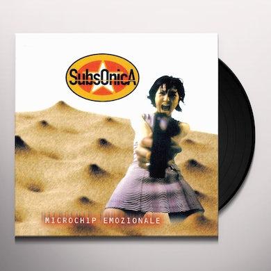 MICROCHIP EMOZIONALE Vinyl Record