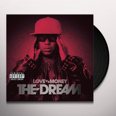 The-Dream LOVE VS MONEY (Vinyl)