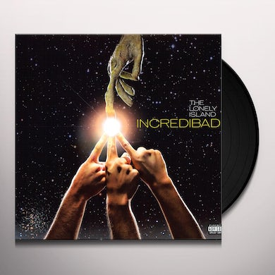 The Lonely Island INCREDIBAD Vinyl Record