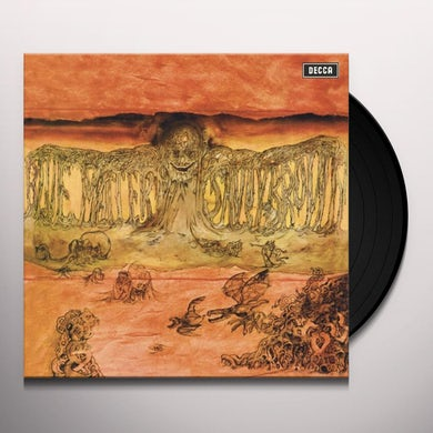 Savoy Brown BLUE MATTER Vinyl Record - UK Release