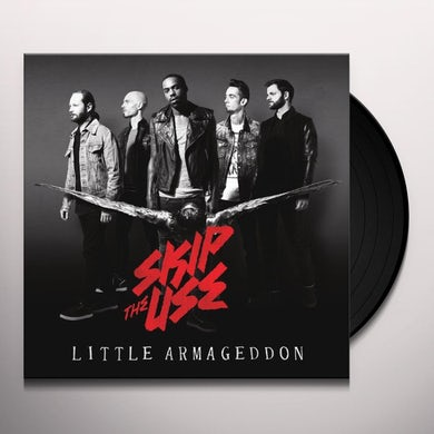 Skip The Use LITTLE ARMAGEDDON (FRA) Vinyl Record