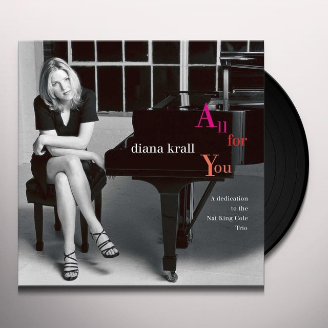 Diana Krall All For You Vinyl Record