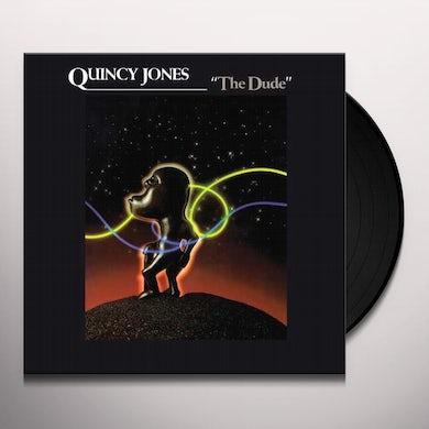 Quincy Jones DUDE Vinyl Record