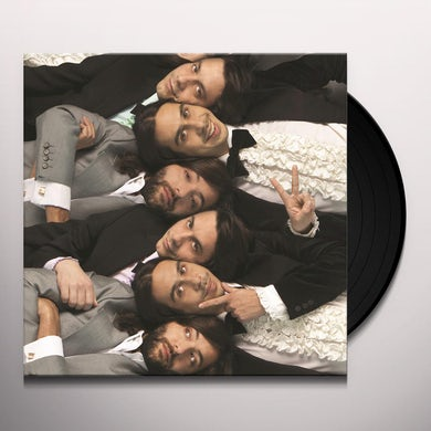 Naive New Beaters A LA FOLIE Vinyl Record