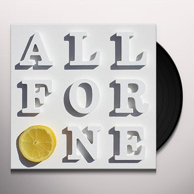 The Stone Roses ALL FOR ONE Vinyl Record