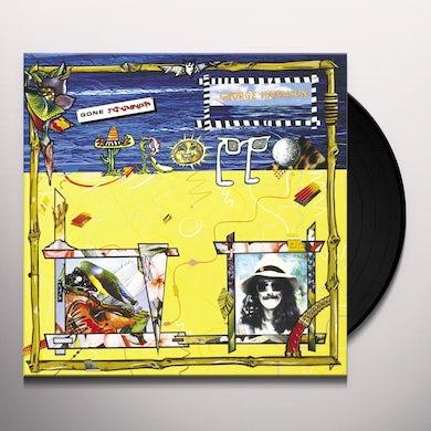 George Harrison GONE TROPPO Vinyl Record