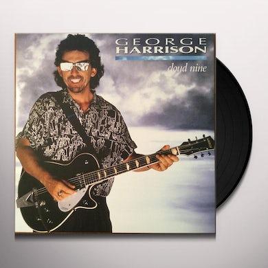 George Harrison CLOUD 9 Vinyl Record
