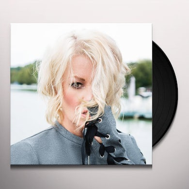Jann Arden THESE ARE THE DAYS Vinyl Record