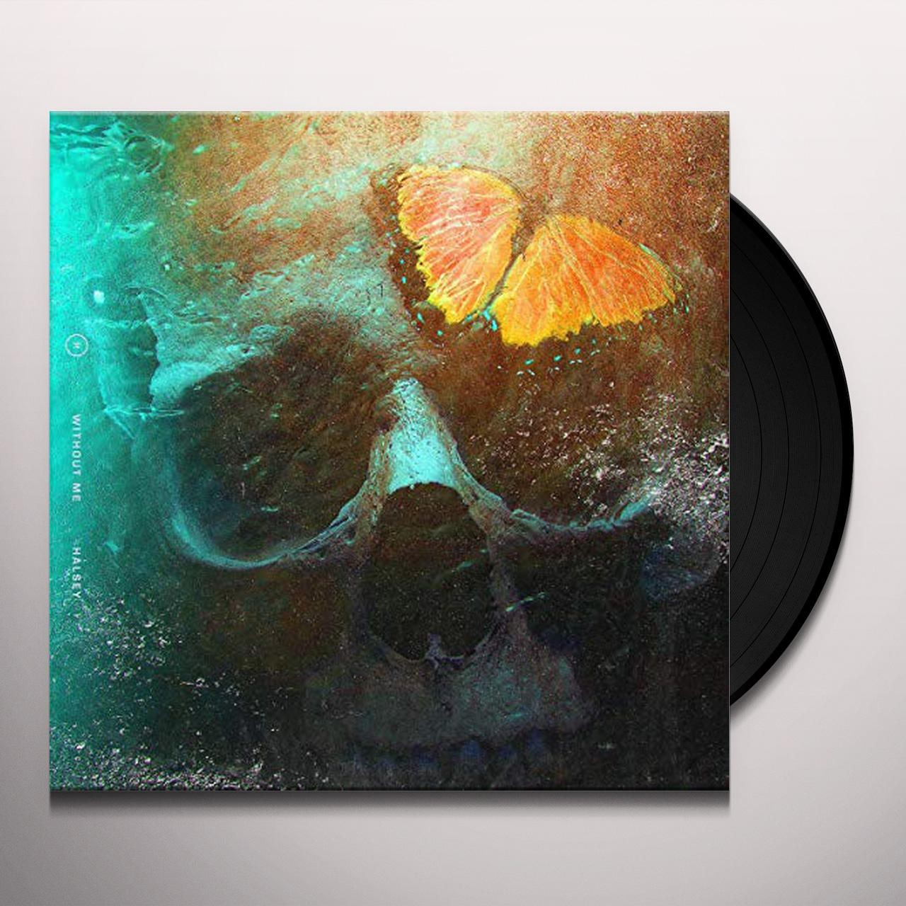Halsey WITHOUT ME Vinyl Record