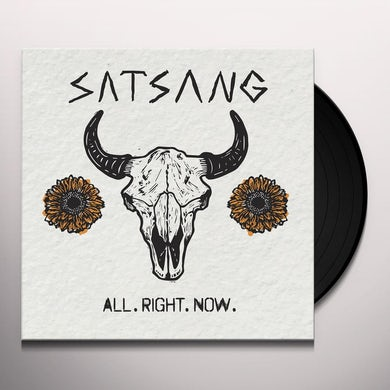 ALL. RIGHT. NOW. Vinyl Record