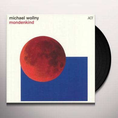 Michael Wollny MONDENKIND Vinyl Record