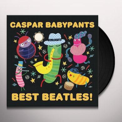 Caspar Babypants BEST BEATLES! Vinyl Record