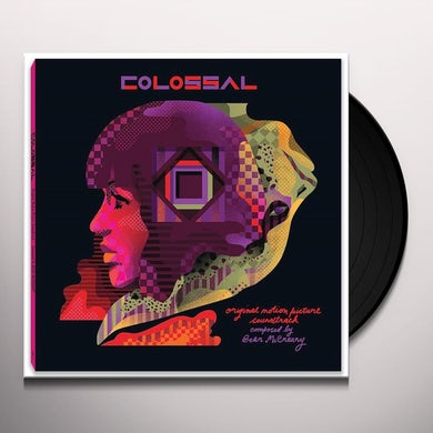 Bear McCreary COLOSSAL / Original Soundtrack Vinyl Record