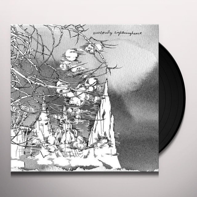 Everlovely Lightningheart SEIN WEAL TALLION RUE Vinyl Record