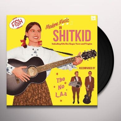 Shitkid Fish (Expanded Edition) Vinyl Record
